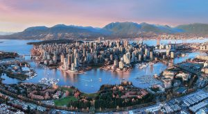 Top 10 Features Vancouver is famous for